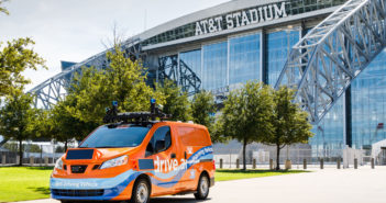 Drive.ai arrives in Arlington: How the on-demand self-driving transport service works