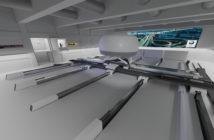 BMW simulation center