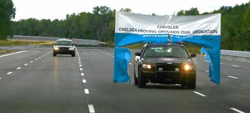 Fiat Chrysler Chelsea Proving Grounds