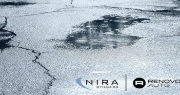 IRA Renovo Road Surface Information AWare