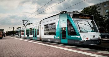 Siemens Mobility world's first autonomous tram