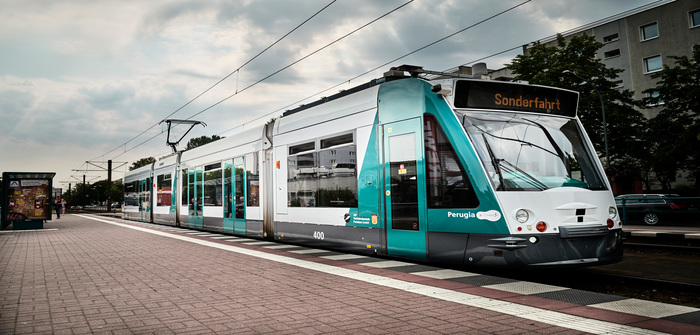 Siemens Mobility world's first autonomous tram
