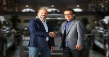 Toyota and Uber