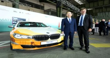 BMW Baidu