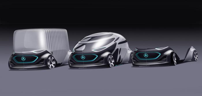 Mercedes-Benz Urbanetic
