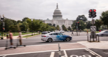 Ford self-driving cars to be tested on Washington DC streets