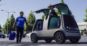 Autonomous groceries