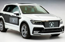 Volkswagen previews interactive holographic headlights for future cars