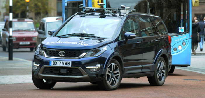 Tata Motors reveals self-driving vehicle technology, eyes autonomy in India
