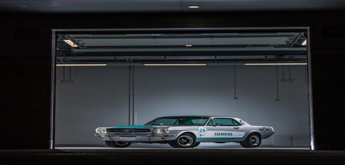 Robo car Goodwood