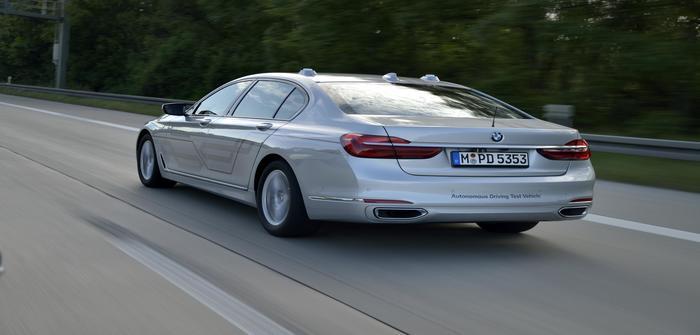 BMW lidar