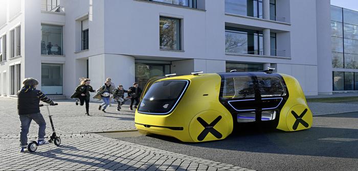 Autonomous school bus