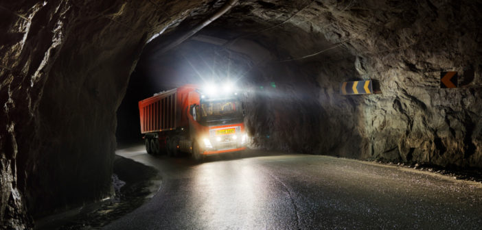 Volvo's autonomous trucks to be used for Norwegian mine operation