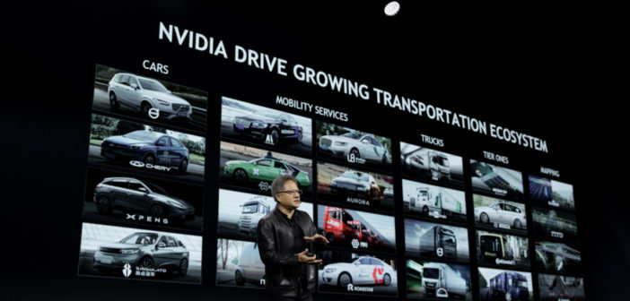 Xpeng Motors partners with Nvidia for Level 3 autonomous technology