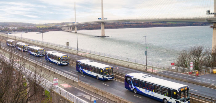Scotland to operate Level 4 self-driving bus passenger service