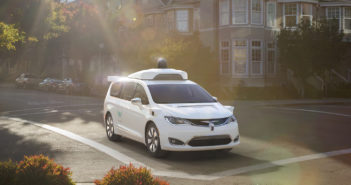 Waymo given permit for public testing of fully driverless vehicles in California