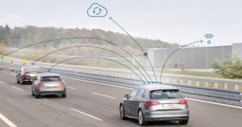 Bosch unifies V2X communication standards