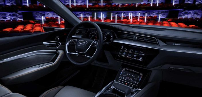 Audi to reveal the future of autonomous vehicle entertainment at CES 2019