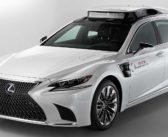 Toyota unveils new smarter self-driving test vehicle