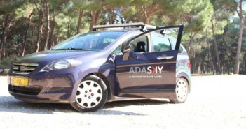 AdaSky's Viper is the first far infrared sensor integrated into smart headlights