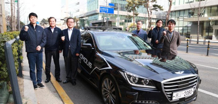 Mando performs successful Level 4 self-driving on South Korean public roads