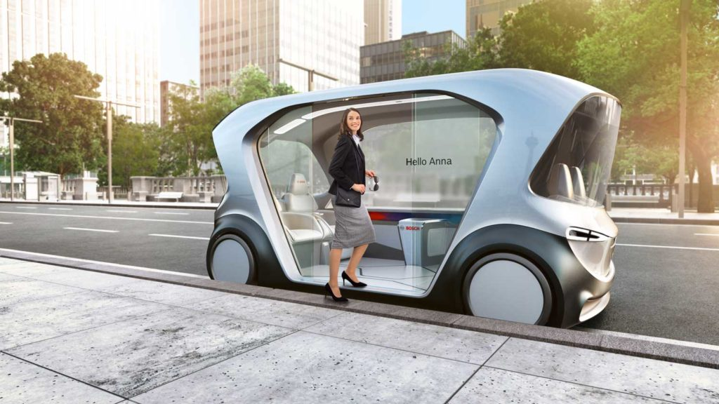 Bosch investing US$4 6bn in 'huge' automated driving market