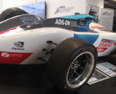 Self-driving AI race car prototype at MIRA Technology Institute