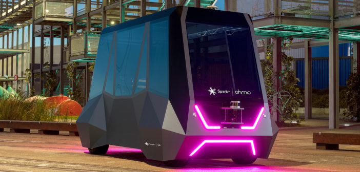 New Zealand tests its first 5G connected driverless car