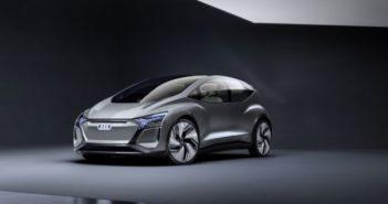 Audi unveils AI:ME mobility concept in Shanghai