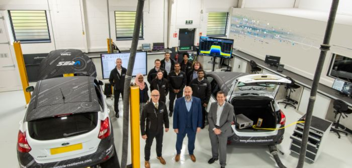 World's first Vehicle Resilience Technology Centre opens