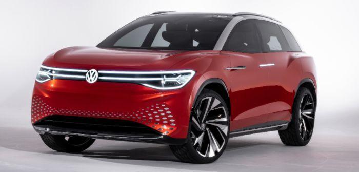 Volkswagen reveals ID Roomzz concept