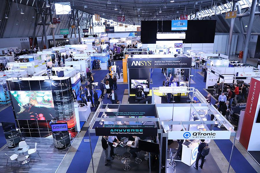 Autonomous Vehicle Technology Expo 2019 sets new standard