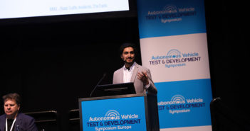 Amir Shah Uber ATG AV Test Development Symposium