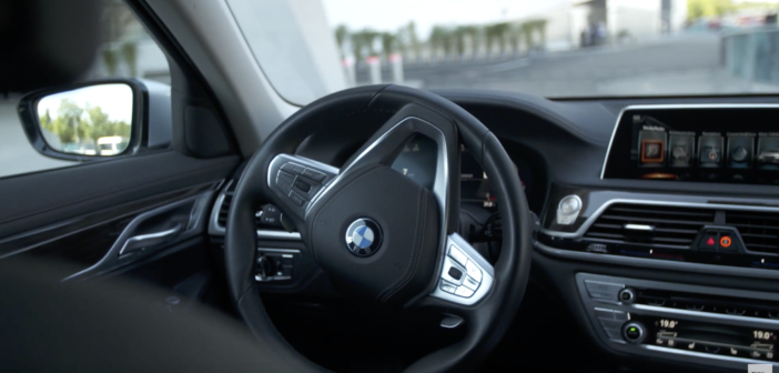 VIDEO: BMW showcases Level 4 AV technologies at #NEXTGen event