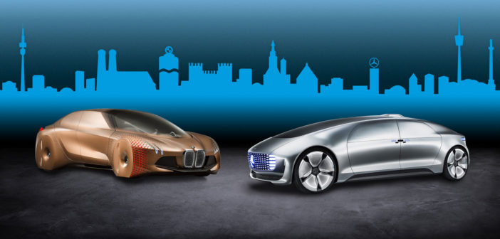 BMW and Daimler join forces to accelerate Level 4 self
