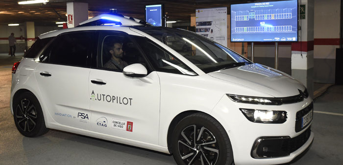 CTAG trials self-driving technologies on the streets of Vigo