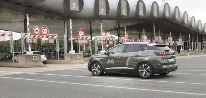 PSA and Vinci undertake autonomous testing on French motorways