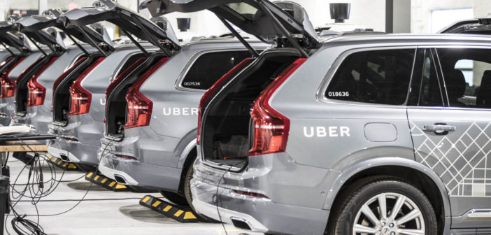 Uber ATG joins SAE's Automated Vehicle Safety Consortium