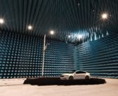 Panasonic builds a large anechoic chamber to evaluate CAV performance