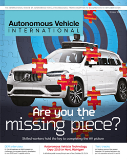 Autonomous Vehicle International