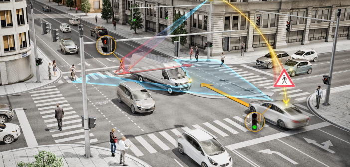 Continental and 3M to study interface between infrastructure and AVs