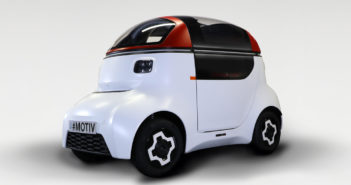 Gordon Murray launches autonomous mobility vehicle