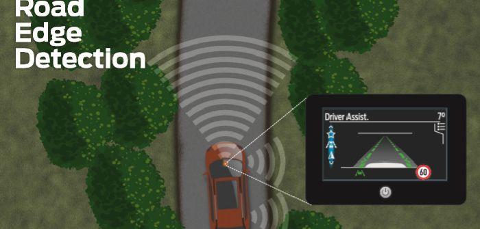 Ford scans rural roads   Autonomous Vehicle International