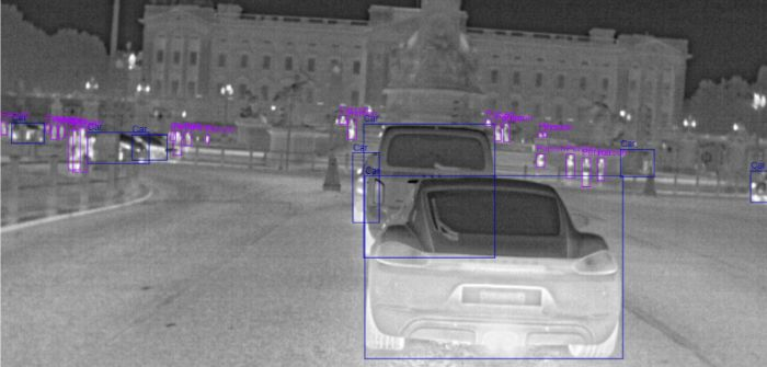 FLIR thermal imaging launched in Europe