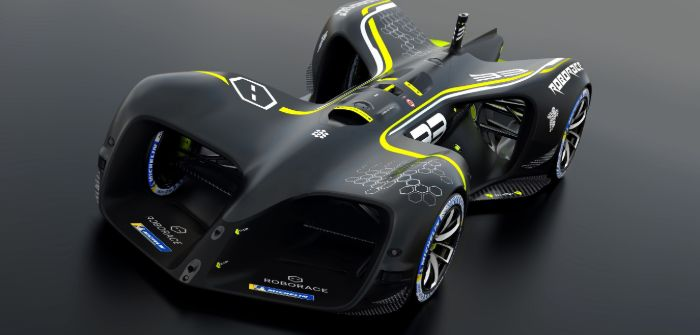 Carnegie students join Roborace