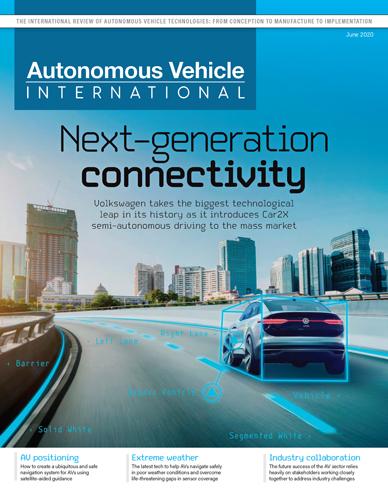 Autonomous Vehicle International