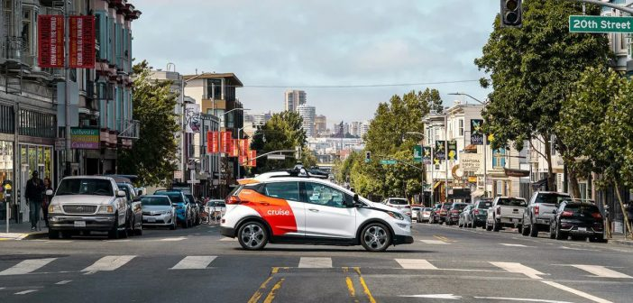 Cruise gets permit to test driverless vehicles in San Francisco