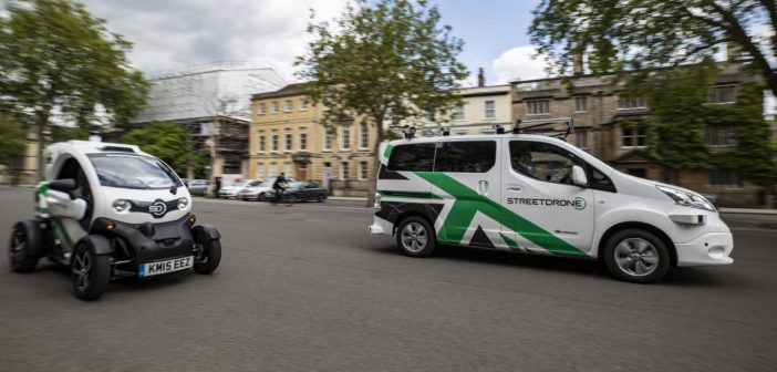 StreetDrone looks to reinvent how autonomy is done