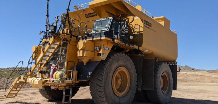 Fully autonomous water trucks to be deployed at Rio Tinto iron ore mine