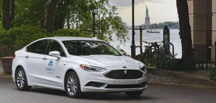 Mobileye commences testing in NYC